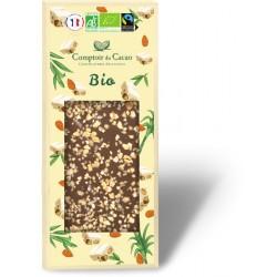 Brioche aux pépites de chocolat (0,500kg)