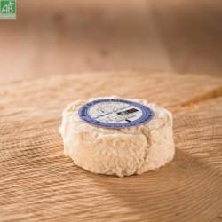 2 fromages de chèvre affinés bio
