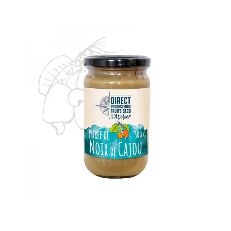 Purée de noix de cajou bio (300g)
